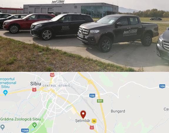 Auto-Schunn-Sibiu