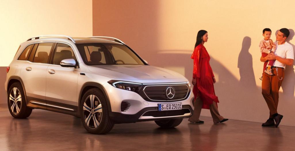 Mercedes-Benz EQB electric