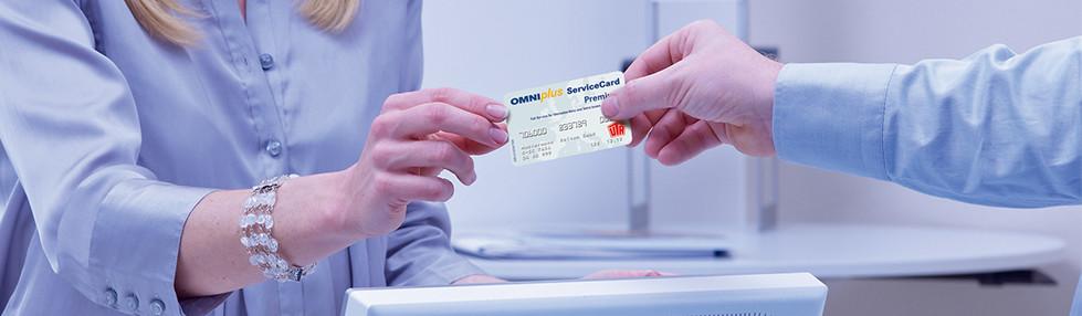 OMNIplus card pentru Mercedes-Benz si Setra