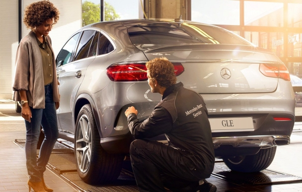 oferta service Mercedes-Benz verificare de concediu